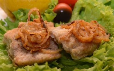 Горбуша с луком — 6 рецептов для сытного ужина