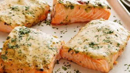 Горбуша в майонезе — 7 рецептов, как сделать сочно и вкусно