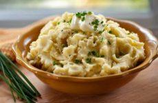 Картофельное пюре с сыром — 8 оригинальных рецептов