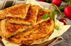 Ленивые хачапури — 7 рецептов лепешек за несколько минут
