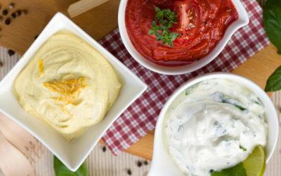 Соус для шаурмы — 8 домашних рецептов, которые вы полюбите