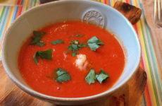 Томатный суп-пюре — 8 самых любимых рецептов к обеду