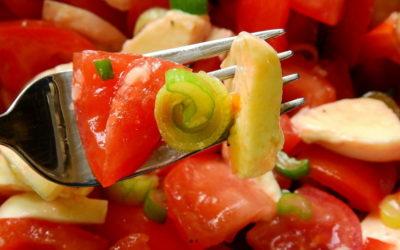 Закуска из помидоров и перца — 6 отличных рецептов