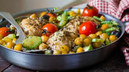Нут с курицей — 7 отличных рецептов на ужин