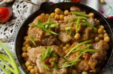 Нут с мясом — 7 рецептов, как потушить и запечь вкусно