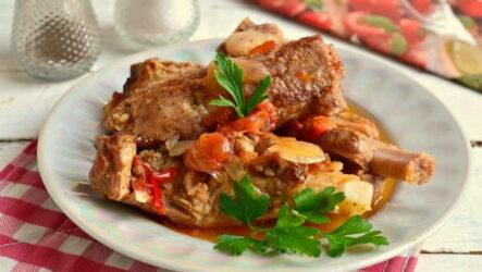 Ребрышки в кастрюле — 7 рецептов, как сделать сытно и вкусно