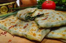 Гезлеме — 7 рецептов, как готовить знаменитые турецкие лепешки