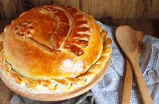 Курник в духовке — 7 рецептов знаменитого русского пирога
