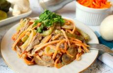 Обжорка с корейской морковкой — 7 оригинальных рецептов любимого салата
