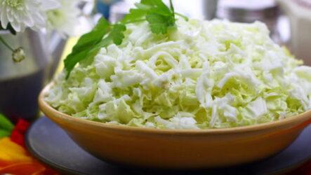 Салат Лебединый пух — 6 нежных и вкусных рецептов