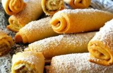 Бармак — 6 рецептов орехового татарского печенья