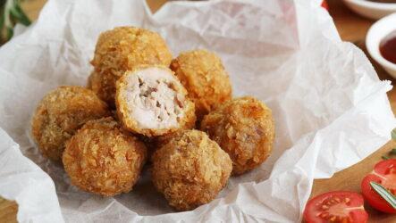 Куриные шарики — 7 рецептов на любой вкус