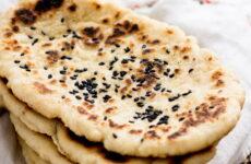 Наан — 8 рецептов знаменитых лепешек из Индии