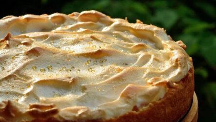 Пирог Слезы ангела с творогом — 8 домашних рецептов с фото