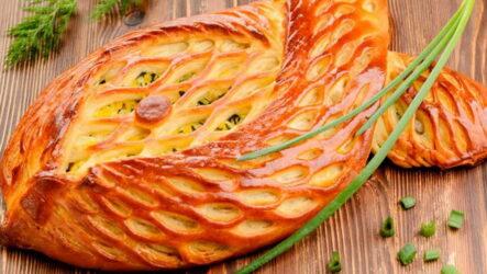 Рыбник — 7 фото-рецептов русского пирога с начинкой