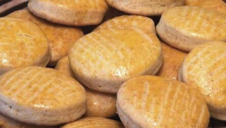 Коржики на сметане — 7 рецептов как из детства
