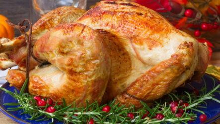 Курица с яблоками и апельсинами — 6 рецептов в духовке