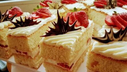 Песочное пирожное — 7 рецептов родом из детства