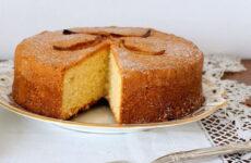 Пышный манник на кефире — 8 рецептов рассыпчатого пирога
