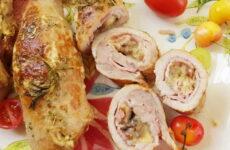 Рулетики из свинины с разными начинками — 10 праздничных рецептов