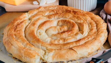 Баница — 7 рецептов знаменитого пирога из Болгарии