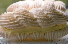 Пирожное безе — 6 нежных домашних рецептов