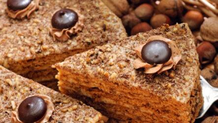 Торт Мужской идеал — 6 рецептов с фото для любимых