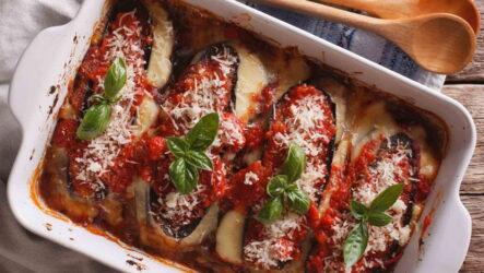 Баклажаны Пармеджано — 7 итальянских рецептов
