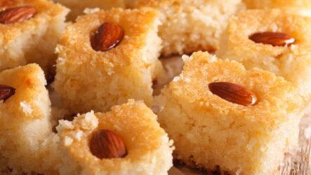 Басбуса — 7 рецептов сладостей с загадочного Востока