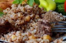 Гречка с говядиной — 8 сытных простых рецептов