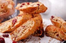 Итальянское печенье — 6 рецептов с фото