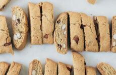 Кантуччи — 6 рецептов знаменитого итальянского печенья