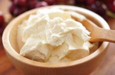 Крем из рикотты — 6 рецептов нежного десерта