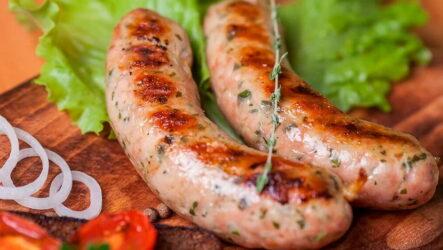 Купаты в домашних условиях — 7 рецептов мясных колбасок