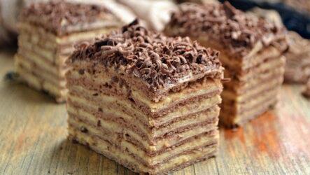 Торт Микадо — 6 традиционных рецептов армянского десерта