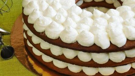 Торт с рикоттой — 8 рецептов на праздничный стол