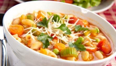 Итальянский суп — 7 пошаговых рецептов с фото