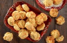 Кокосанка — 7 рецептов ароматного домашнего печенья