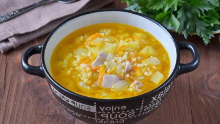 Пшенный суп — 8 рецептов простого сытного обеда