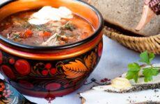 Русские щи — 7 легендарных рецептов