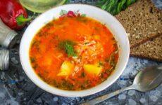Щи томатные — 8 рецептов любимого блюда