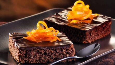 Шоколадное пирожное — 9 рецептов для сладкого чаепития