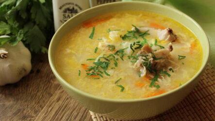 Полевой суп — 6 простых и сытных рецептов