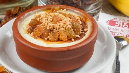 Сютлач — 6 рецептов рисового пудинга из Турции