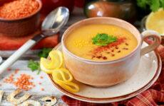 Турецкий суп из красной чечевицы — 7 согревающих рецептов