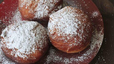 Берлинеры — 7 рецептов, как приготовить самые вкусные пончики