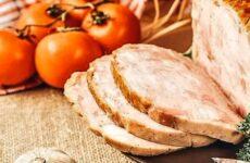 Буженина из индейки — 7 рецептов сочного мяса