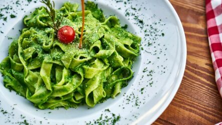 Паста со шпинатом — 8 рецептов по-итальянски