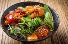 Поке — 7 рецептов салата по-гавайски