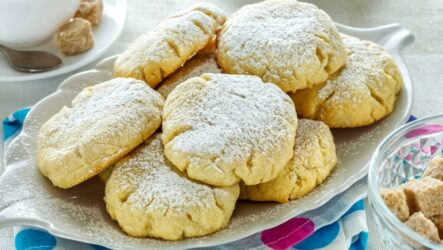 Шакер-чурек — 7 рецептов печенья к чаю